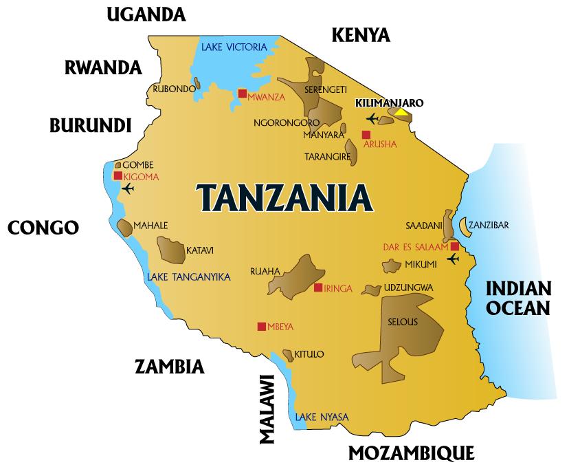 tanzania-map